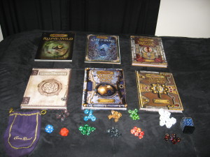 Dungeons and Dragons 3.5